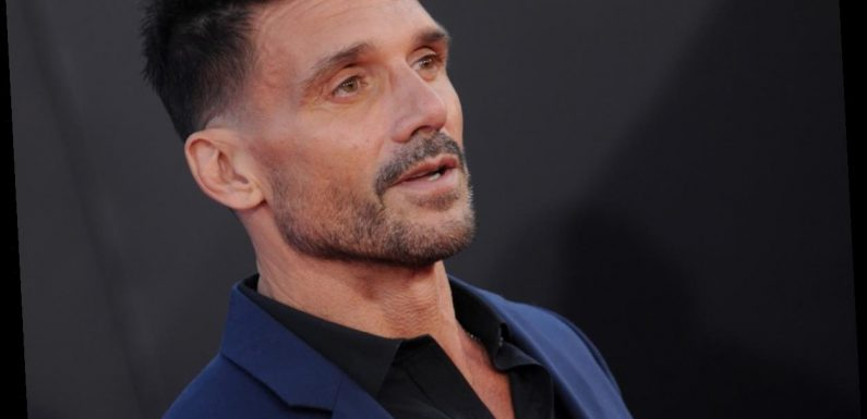 Here's Why Frank Grillo's New Action Flick Is Like 'Groundhog Day' — And How His Real Son Played a Part