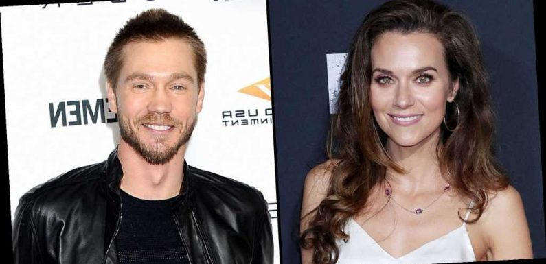Hilarie Burton Shares Throwback Pics for Chad Michael Murray's Birthday