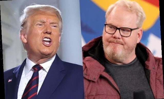 Jim Gaffigan Doesn't Regret 'Harsh' Twitter Rant About Trump