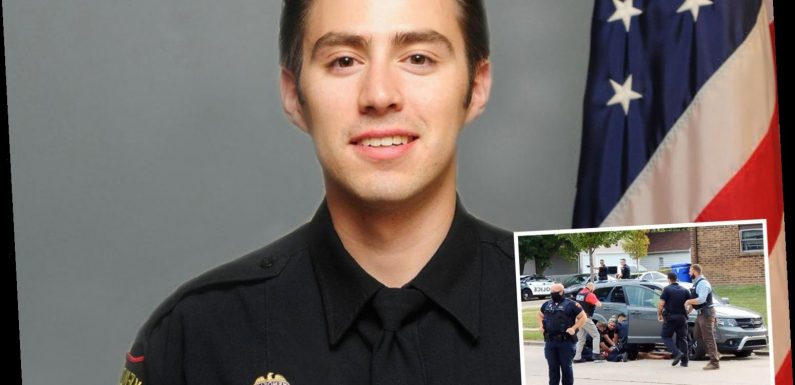Who are Brittany Meronek and Vincent Arenas? The other cops involved in the Jacob Blake shooting