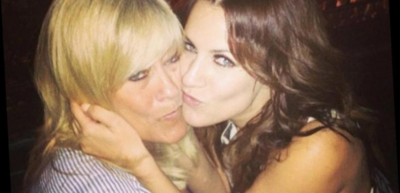 Caroline Flack's mum claims daughter's relationship with Lewis Burton 'ended her life' in stinging picture comments
