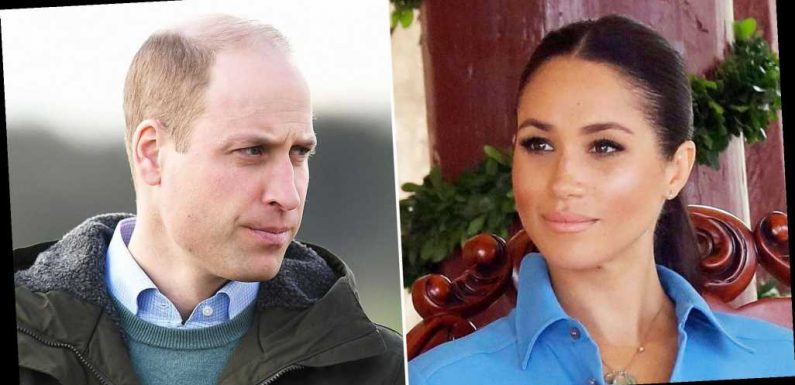 Meghan Markle Thought Prince William Would Grill Her When They 1st Met