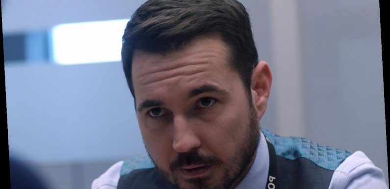 Line of Duty's Martin Compston teases 'massive bombshells' in season six as team try to unmask the mysterious H