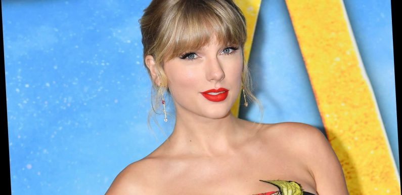 Why did Taylor Swift give money to student Vitoria Mario?