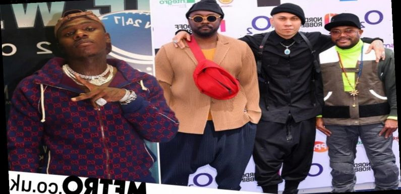 Black Eyed Peas and DaBaby set to perform at MTV VMAs for first time