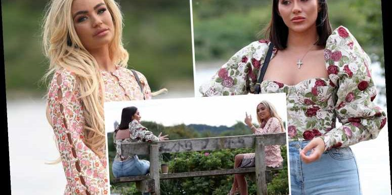 Towie's Ella and Chloe in screaming row as new series kicks off with a fight