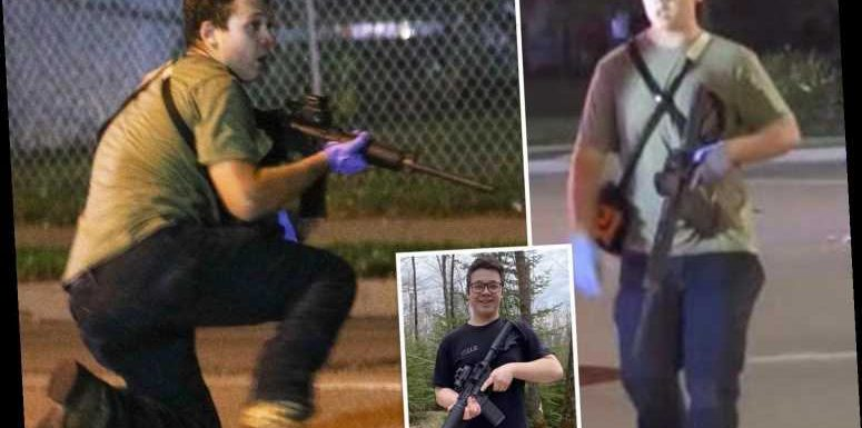 Jacob Blake riots – Gun-toting Kyle Rittenhouse, 17, 'shot dead BLM protester for throwing an empty PLASTIC BAG at him'