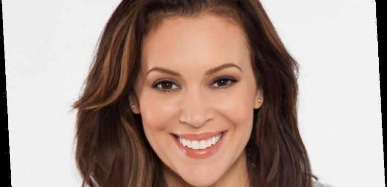 "Alyssa Milano Shares COVID-19 Experience On Social Media: ""This Illness Is Not A Hoax"""