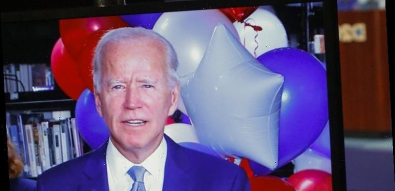 More than anti-Trump: Biden comes to the fore on convention night two