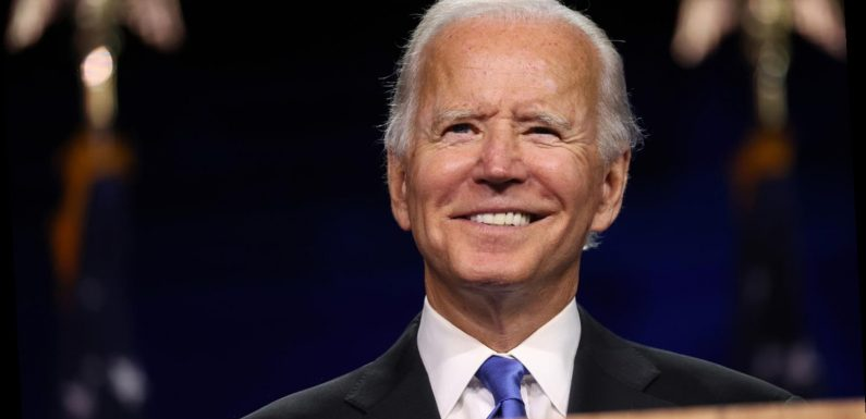 Celebs React to Joe Biden's DNC Speech – Read the Tweets!