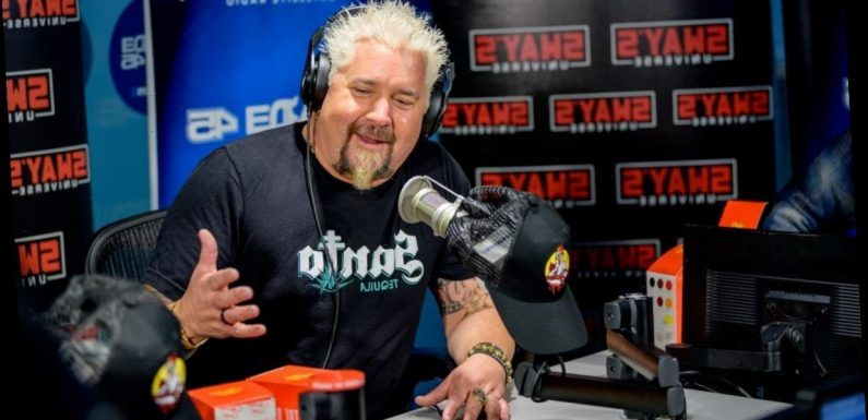 Guy Fieri Needs to Find a Different Way to Compliment Other Chefs' Food