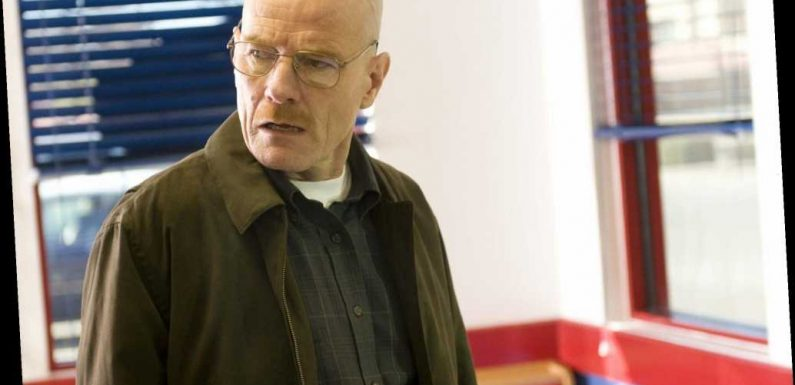 Bryan Cranston Says He'd Reprise His Breaking Bad Walter White Role 'in a Second'