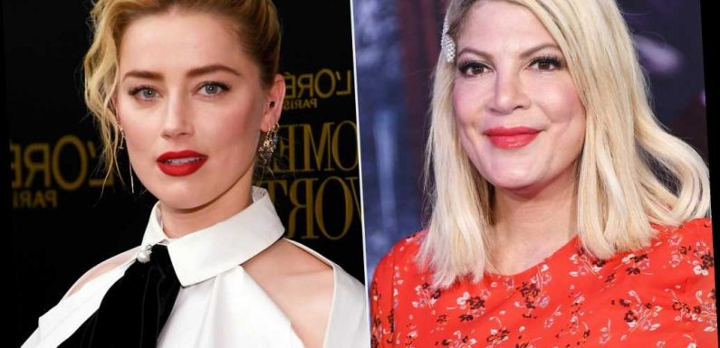 Tori Spelling, Amber Heard and More Partner with Habitat for Humanity to Help Raise Funds to Build Homes amid COVID