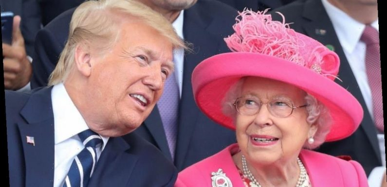 Inside Trump's relationship with The Queen