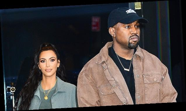 Kanye West Makes Kim Kardashian Giggle As He Goofs Around & Dances With Daughter North, 7 – Watch