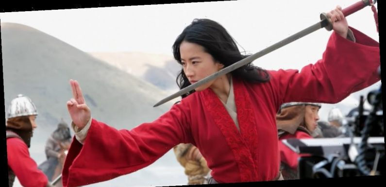 Daily Podcast: You've Gotta Pay Extra Moolah to See 'Mulan'