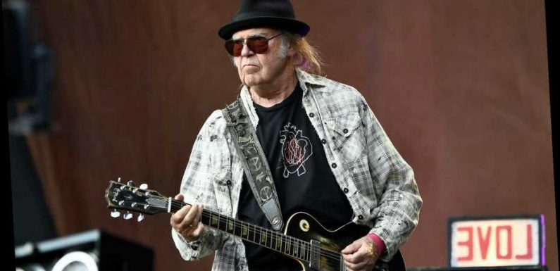 Neil Young Posts Lawsuit Against Trump Campaign Over Song Usage