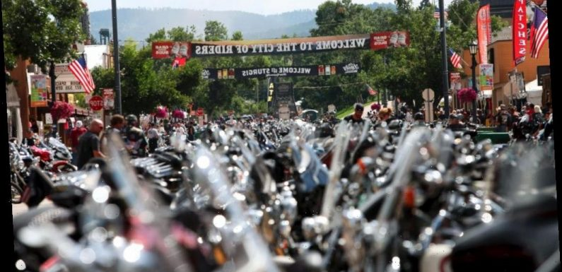 South Dakota's Sturgis Motorcycle Rally expecting to draw 250K, amid coronavirus concerns