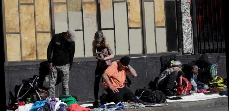 San Francisco police bust meth lab at hotel that is part of city's alternative housing program