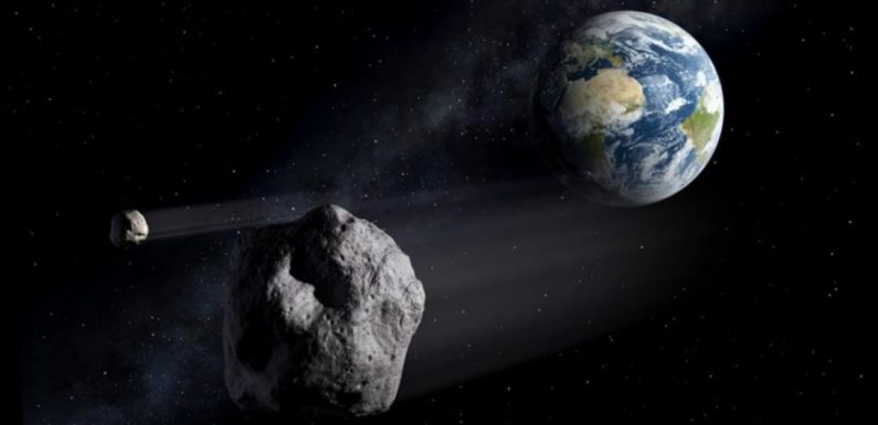 Asteroid wider than basketball court to fly past Earth, NASA says