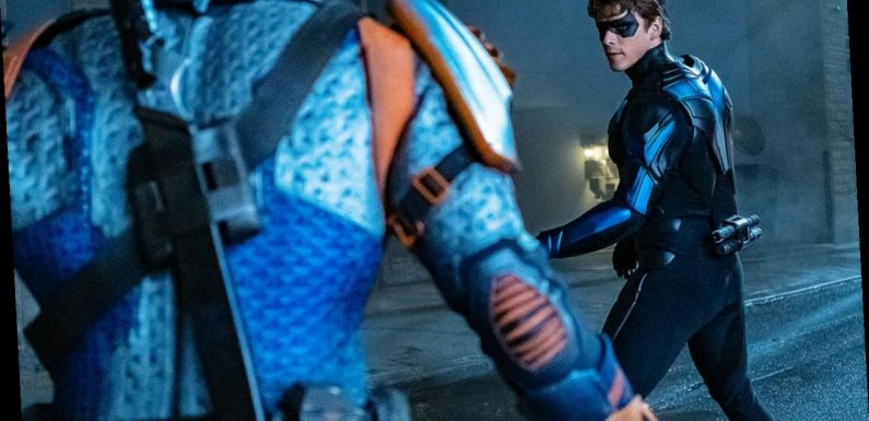 DC Universe's Titans Heading To Gotham To Meet Some New Batman Characters