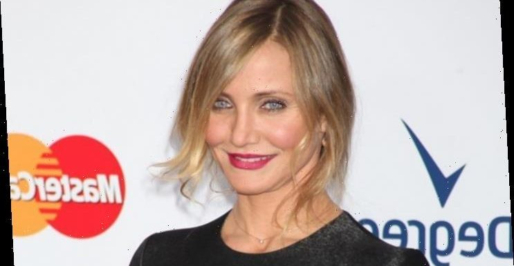 Cameron Diaz Tackles Wine Drinking Challenge in First-Ever TikTok Video
