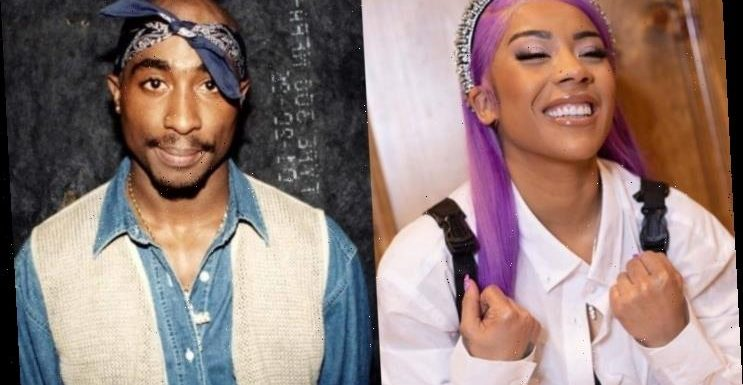 Keyshia Cole: Tupac Told Me Death Row Records Was No Place for Kids Before He Died