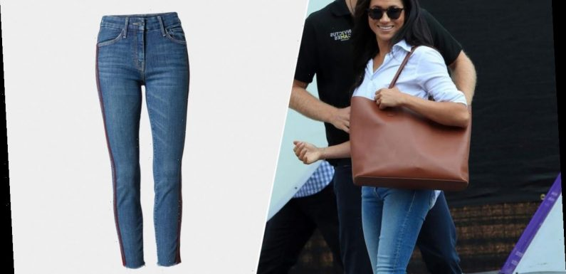 Some of Meghan Markle's Favorite Jeans Are Discounted at the Nordstrom Anniversary Sale
