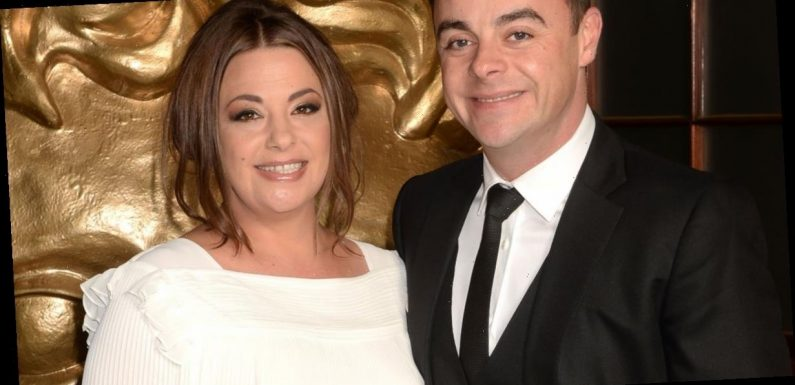 Ant McPartlin 'dissolves £20m firm' after divorce from ex Lisa Armstrong