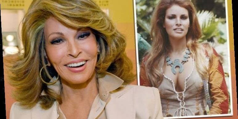 Raquel Welch turns 80: Rare snap of smouldering actress on The Beloved set emerges