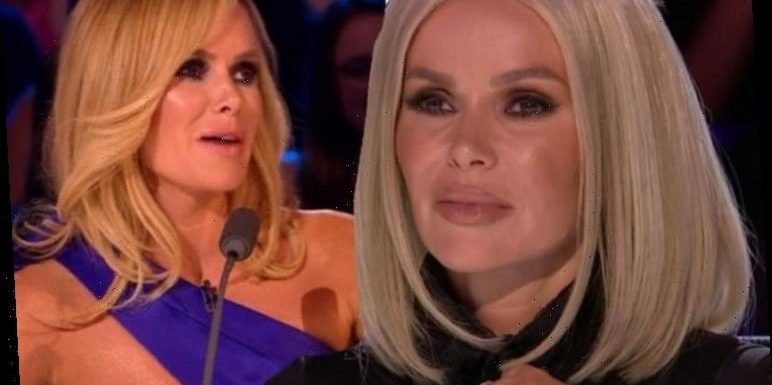 Amanda Holden addresses 'annoying' return to Britain's Got Talent: 'It's been emotional'