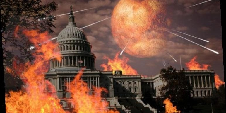 End of the world: Bible expert claims wayward planet is 'shaking the heavens'