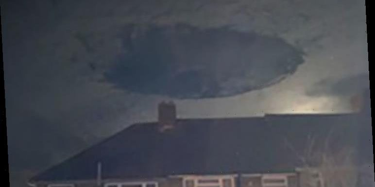 Alien news: Half a kilometre-sized UFO spotted over Sussex – claim