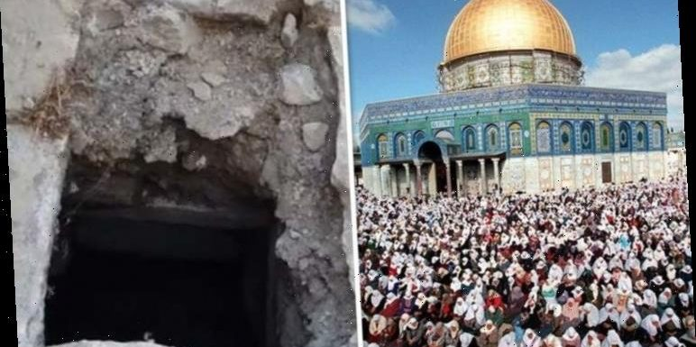 Bible prophecy fulfilled: Discovery of 'Jerusalem's Third Temple' sparks apocalypse fears