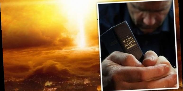 'Rapture is coming!' Bible follower tips September 2020 as end of world amid global unrest