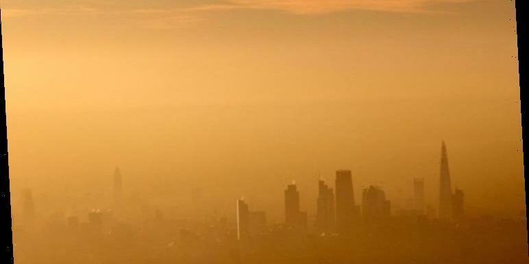 Pollution linked to an EIGHTH of deaths in the European Union