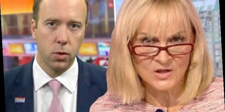 "BBC Breakfast viewers 'switch off' Matt Hancock interview: ""He's not said anything!'"