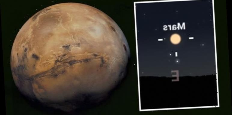 Mars tonight: How to see the Red Planet Mars at night