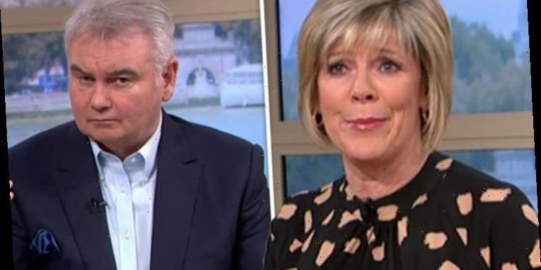 Ruth Langsford opens up on 'nerve-racking' first with husband Eamonn Holmes