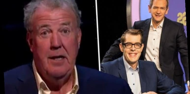 Jeremy Clarkson takes huge swipe at Pointless' Alexander Armstrong and Richard Osman