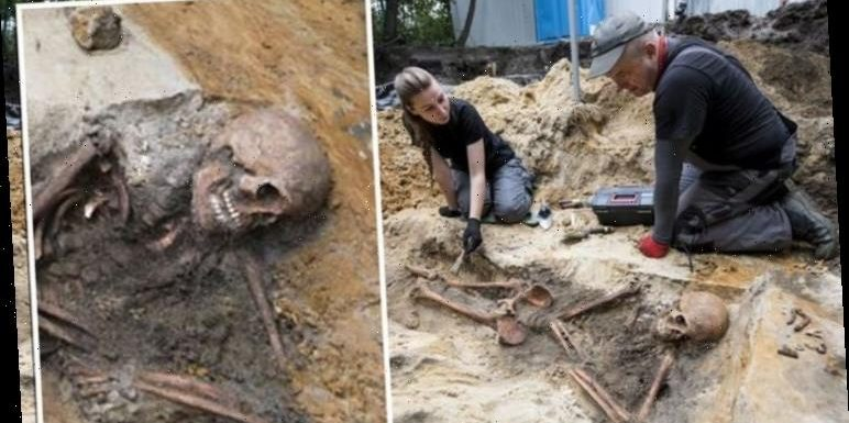 Archaeology news: 'Death pit' discovery uncovers skeletal remains of executed POWs