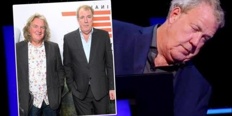 The Grand Tour's Jeremy Clarkson takes savage 'boring' swipe at co-star James May