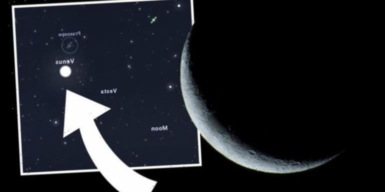 Bright star near the Moon: What is the bright light next to the Moon tonight?