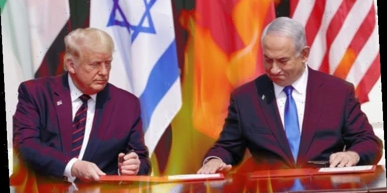 End of the world: 'Biblical' Israel peace deal is one step closer to Armageddon – claim