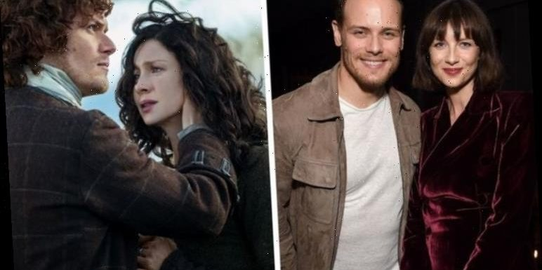 Outlander: What pact did Caitriona Balfe and Sam Heughan make when they were cast?