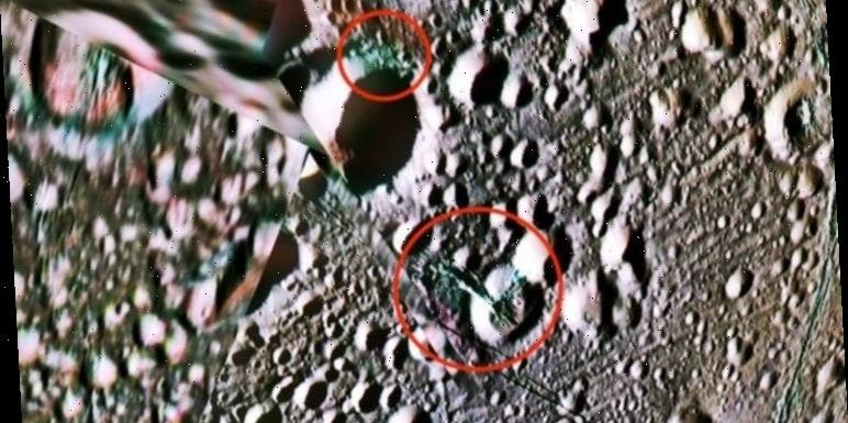UFO sighting: Claims 'Wizard of Oz alien city' discovered on Saturn moon in NASA photo