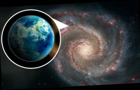 Space breakthrough: Astronomers detect first-ever signs of a planet in another galaxy
