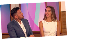 Peter Andre reveals he almost had serious car accident as he drove in snow for first date with Emily