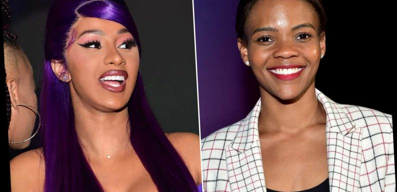 Candace Owens fires back at Cardi B as spat escalates: 'Stop reading your DNC script'