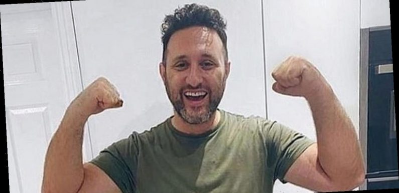 Blue's Antony Costa flaunts weight loss as he loses 1st in just four weeks